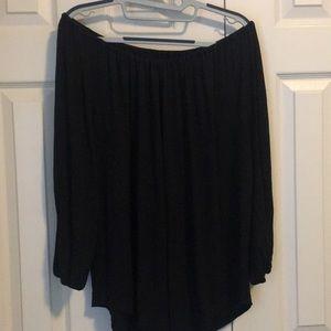 Off the shoulder Loft brand shirt size XL